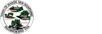 Town of Mason New Hampshire - Childhood Home of Uncle Sam (logo)
